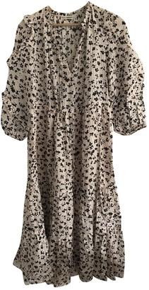 Ulla Johnson Beige Cotton Dresses