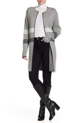 Baciano Ecalyn Stripe Cardigan