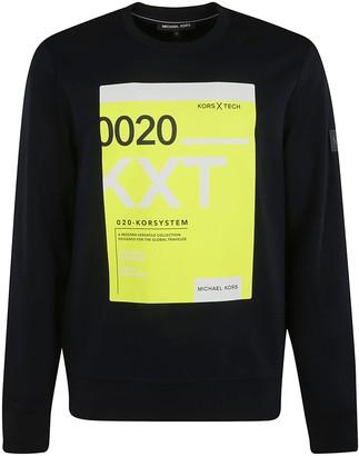 Michael Kors Printed Sweatshirt