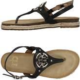 Roccobarocco Toe strap sandals