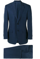 Canali two piece suit - men - Silk/Linen/Flax/Cupro - 48