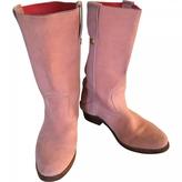 Celine Camargue boots
