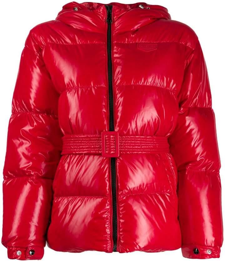 Duvetica hooded down jacket