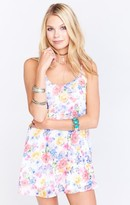 MUMU Bella Dress ~ Boom Boom Bloom