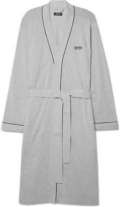 HUGO BOSS Cotton-Jersey Robe