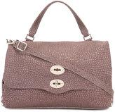Zanellato removable strap tote - women - Leather - One Size