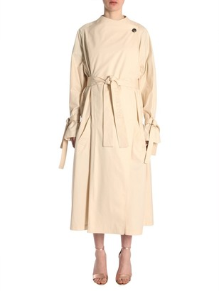 J.W.Anderson Belted Trench Coat