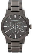 Burberry The City Tonal Chronograph Watch