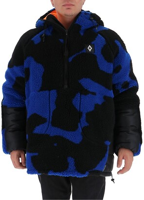 Marcelo Burlon County of Milan Hooded Camouflage Pullover