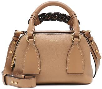 Chloé Daria Small leather shoulder bag