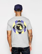 Carhartt Wolverine T-shirt With Back Print - Grey