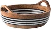 Juliska Stonewood Stripe Round Serving Bowl