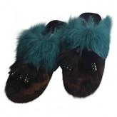 Prada Other Pony-style calfskin Sandals
