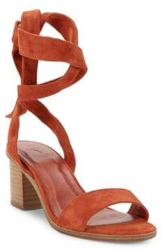 267ad6217a Joie Stacked Heel Women's Sandals - ShopStyle