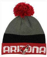 Reebok Arizona Coyotes Pom Knit Hat