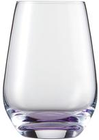 Schott Zwiesel Forte Touch Purple Tumblers (Set of 6)