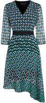 Karen Millen Geometric Asymmetric Dress