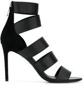 Balmain strappy high sandals