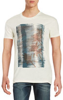 Selected Printed Cotton-Blend Tee