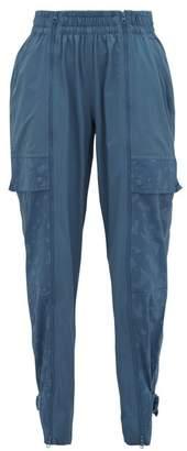 adidas by Stella McCartney Performance Technical Track Pants - Womens - Blue