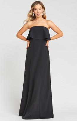 Show Me Your Mumu Monaco Ruffle Gown
