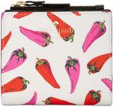Kate Spade Hot Pepper-Print Adalyn Wallet