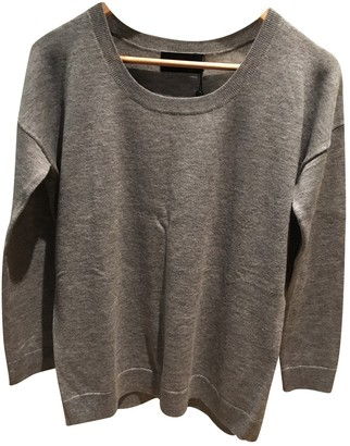 The Kooples Grey Wool Knitwear for Women