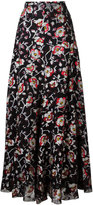 Isabel Marant Peace skirt - women - Silk/Polyester - 38