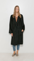 Helmut Lang Shabby Long Coat