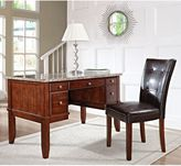 Steve Silver Co. Montibello Writing Desk and Chair Set