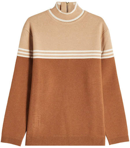 Marc Jacobs Wool Turtleneck Pullover