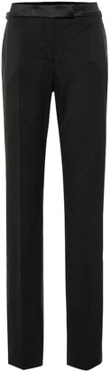 Tom Ford Wool and silk pants