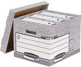 Fellowes System Standard Document Storage Box - Grey