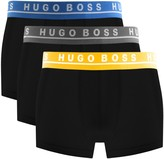 HUGO BOSS Underwear Triple Pack Boxer Trunks