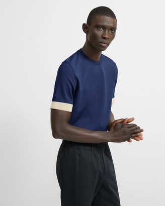Theory Ace Tee in Relay Jersey