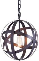 ZUO Plymouth Rust Ceiling Lamp