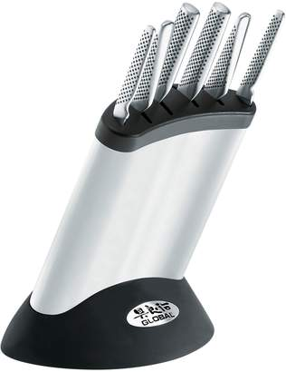 Global Synergy Stainless Steel 7-Piece Knife Block Set