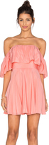 Amanda Uprichard Delilah Dress