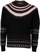 Neil Barrett Striped Sweater