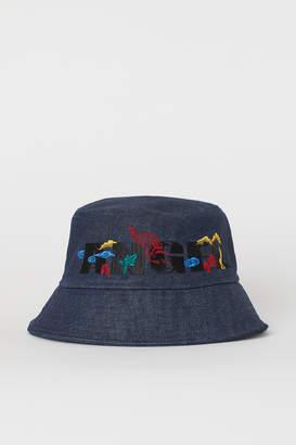H&M Denim Bucket Hat