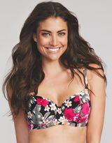 Figleaves Sophina by Figleaves.com Flora Underwired Full Cup Bikini Top