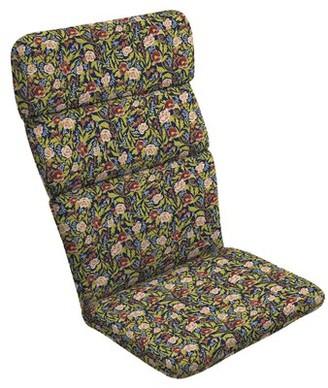 Adirondack Tarsha Floral Outdoor Chair Cushion Charlton Home