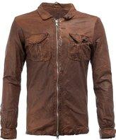 Giorgio Brato zipped shirt jacket