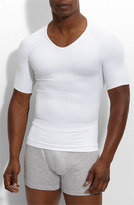 Spanx 'Zoned Performance' V-Neck T-Shirt