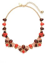 Kate Spade Women's 'Burst Into Bloom' Crystal Collar Necklace