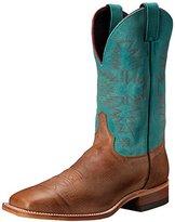 "Justin Boots Women's 11"" Bent Rail Riding Boot"