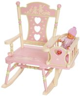 Levels of Discovery Rock-A-My-Baby Rocking Chair