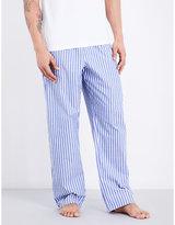 Calvin Klein Bristol Stripe Cotton Pyjama Bottoms