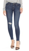 Paige Women's Verdugo Ripped Ankle Skinny Jeans