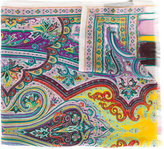 Etro printed scarf - women - Silk - One Size